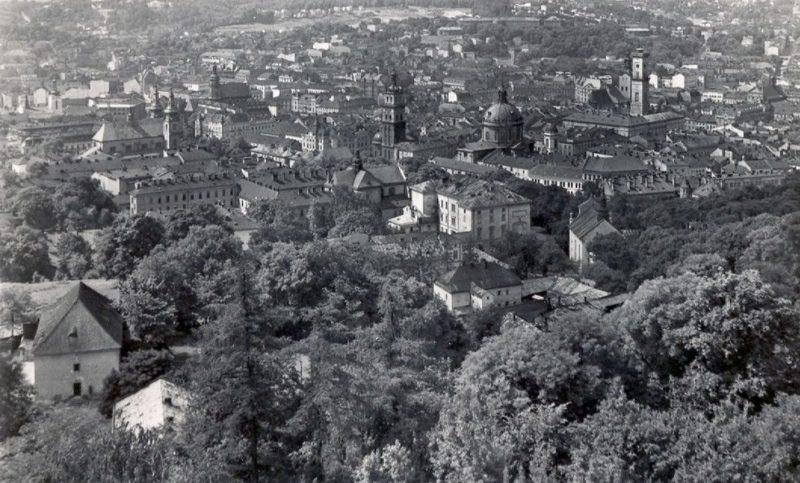 Город накануне войны. Лето 1939 г.