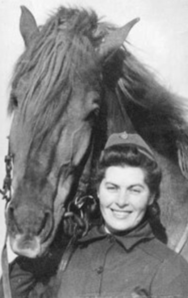 «Лотта-конюх». 1940 г.