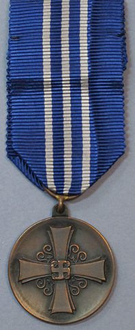 Бронзовая медаль «За заслуги» организации «Lotta Svärd».