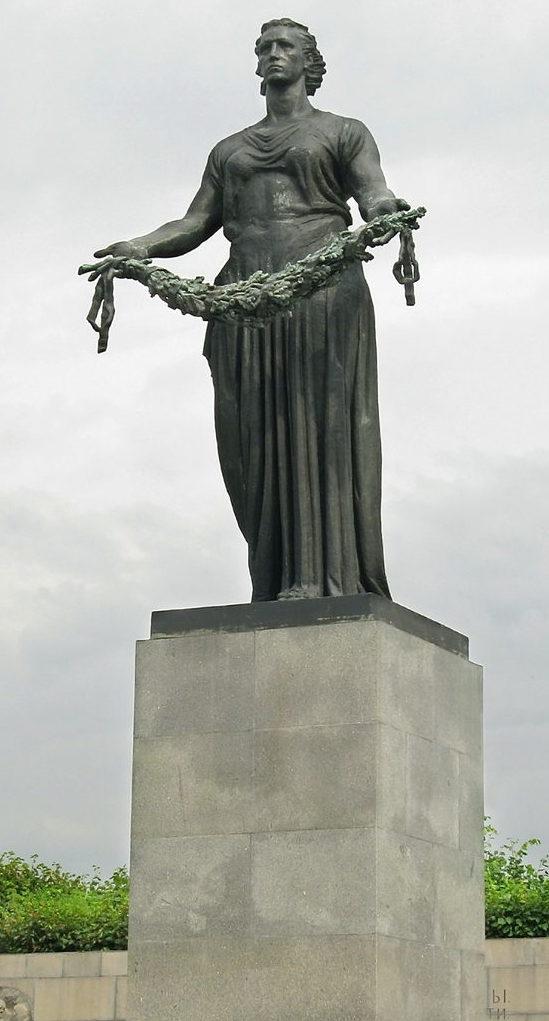 Скульптура «Мать-Родина».