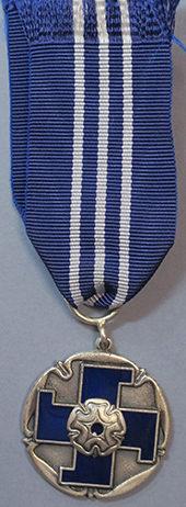 Памятная медаль организации «Lotta Svärd».