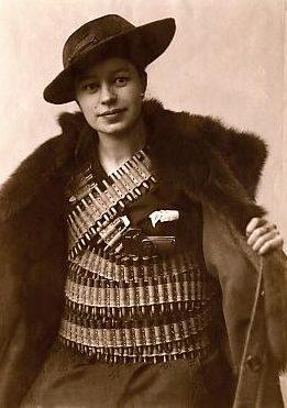Верна Эриксон – «лотта» белой гвардии. 1918 г.