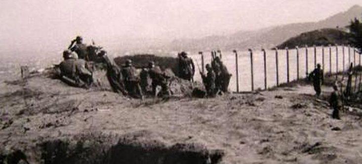 Части вермахта на Клепарове. Бои за Львов. Сентябрь 1939 г.