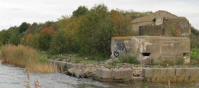 ДОТ №11, Кронштадский УР. г. Санкт-Петербург, Форт 1-й Северный.