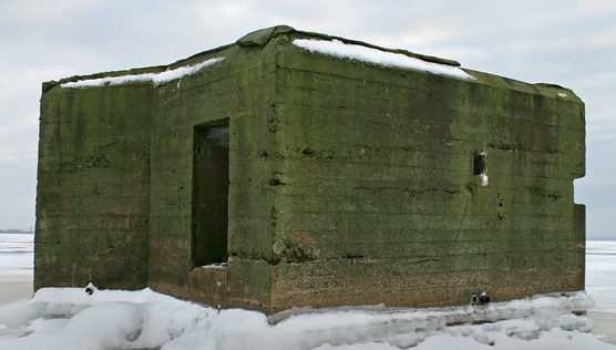 ДОТ № 13, Кронштадский УР. г. Кронштадт, форт РИФ.
