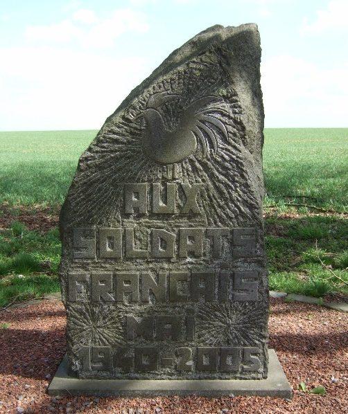 Муниципалитет Сурт-Сант-Этинне. Памятник неизвестным французским солдатам.