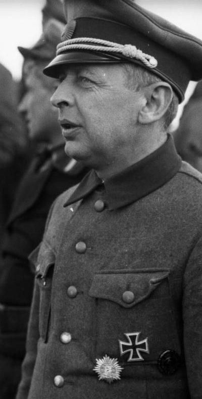 Бронислав Каминский, 21 марта 1944 года.