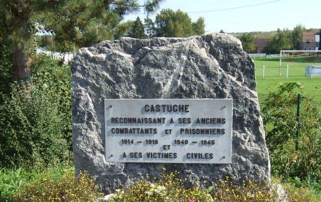 Муниципалитет Gastuche. Памятник жертвам всех войн и беженцам был открыт в 1995 году.