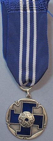 Памятная медаль организации «Lotta Svärd», учрежденная в 1993 году.