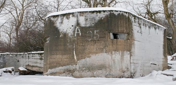 ДОТ №33, Кронштадский УР. г. Кронштадт, форт РИФ.