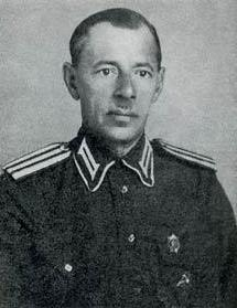 Основатель «Казачьего стана», генерал-майор Вермахта – Павлов.