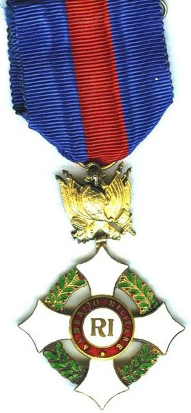 Знак Офицера Военного ордена.
