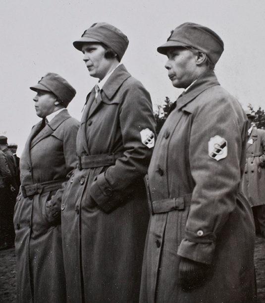 Руководство организации «Lotta Svärd». 1940 г.