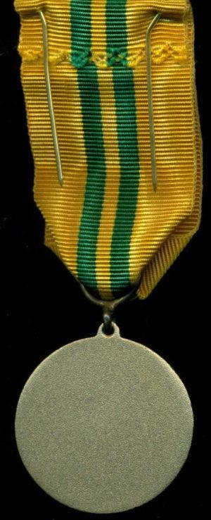 Аверс и реверс медали «Бой Pro Traditio».