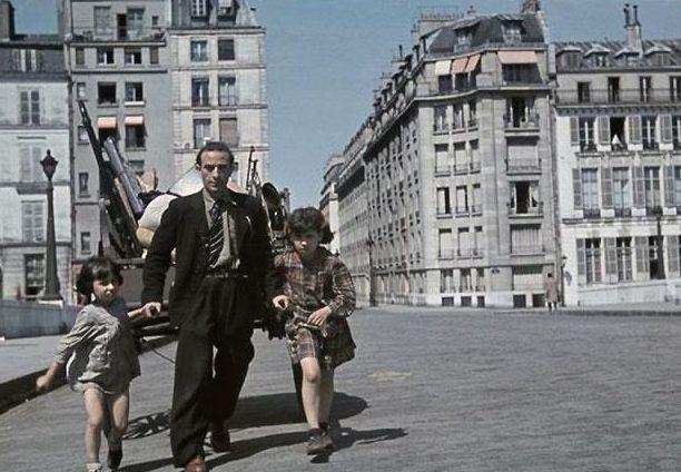 Улицы города в оккупации. Лето-осень 1940 г.