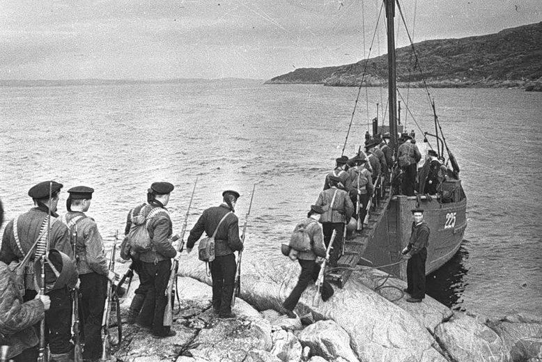 Бегство Красной Армии с Одессы. Октябрь 1941 г.