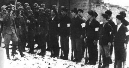 Крымско-татарские хиви. 1942 г.