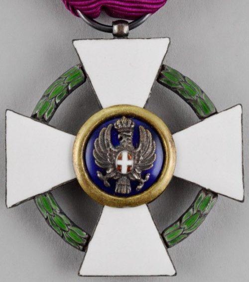 Аверс и реверс Ордена Римского орла I-го типа.