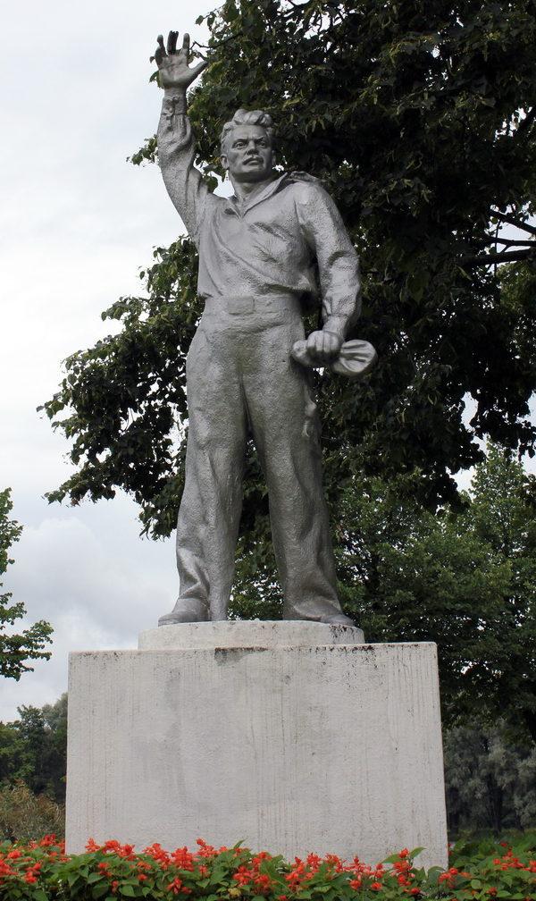 Памятник морякам-балтийцам.