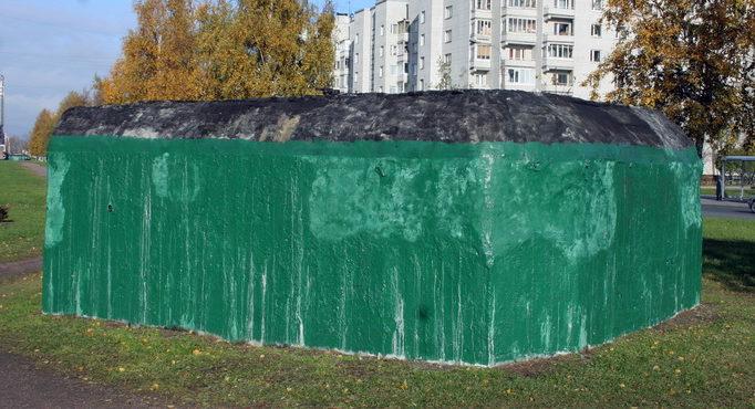 ДОТ №83, рубеж «Ижора». г. Санкт-Петербург, Варшавская ул., д.79.