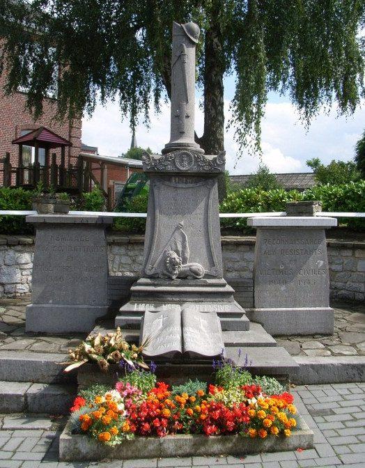 Муниципалитет Бомбай. Военный мемориал погибшим воинам в обеих войнах.