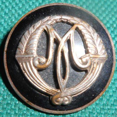 Аверс и реверс знака «Штаб Маннергейма».