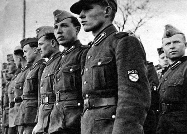 Хиви в РОА. 1943 г