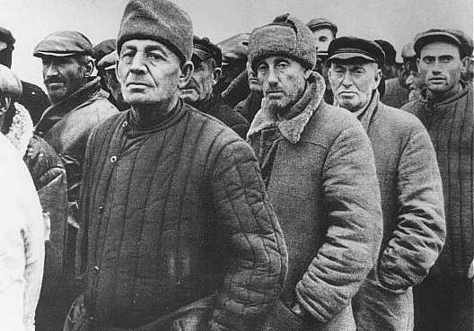 Реестрация евреев в Одессе. 22 октября 1941 г.