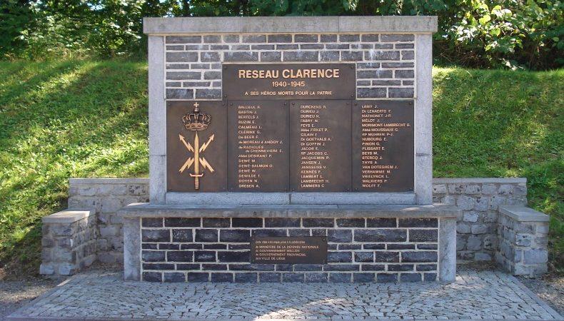 г. Льеж (Luik). Стела в память о погибших во Второй мировой войне.
