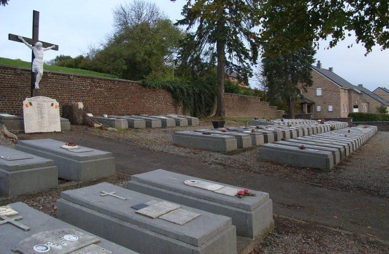 г. Лимбург. Памятник на кладбище погибшим воинам в обеих мировых войнах.