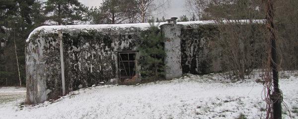 ДОТ №118, КаУР. г. Сестрорецк, на территории санатория «Дюны».