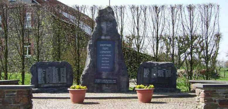 Муниципалитет Мальмеди (Malmedy). Военный мемориал обеих войн.