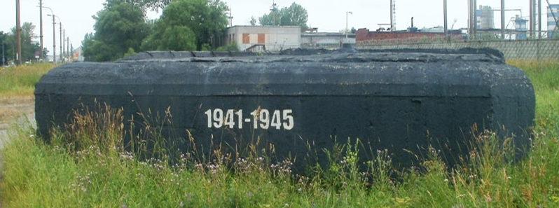 ДОТ №127, рубеж «Ижора». г. Санкт-Петербург, Краснопутиловская ул., д.67.