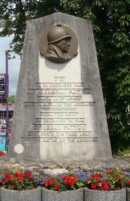 Коммуна Aarlen. Памятник воинам 12-му стрелковому батальону «Ремаген», погибших в боях в 1944 г.