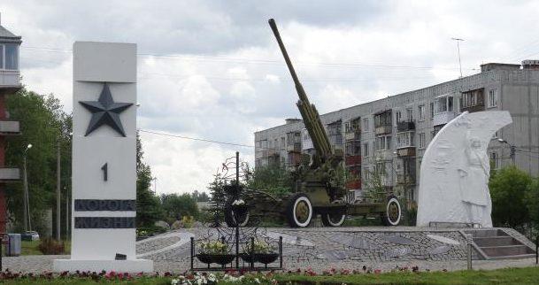 Мемориальный комплекс «Дорога жизни – первый километр».