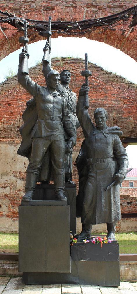 Памятник «Клятва».