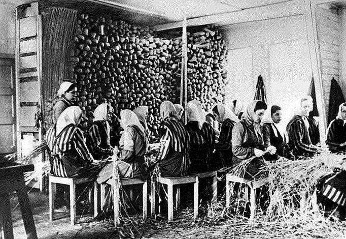 Текстильное производство.