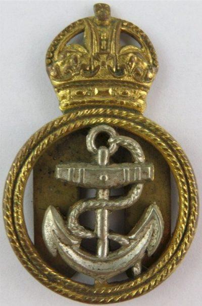 Знак для шляпы военнослужащих ВМФ.