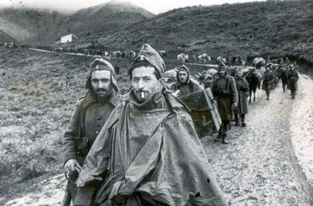 Греческие войска. Весна 1941 г.