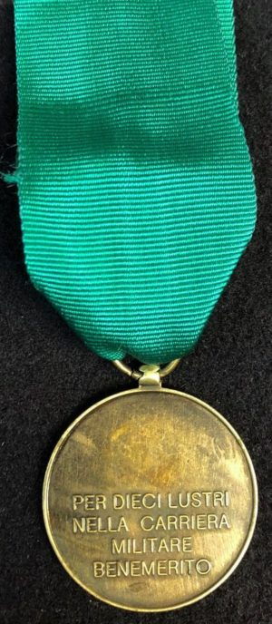 Аверс и реверс Маврикианской медали.