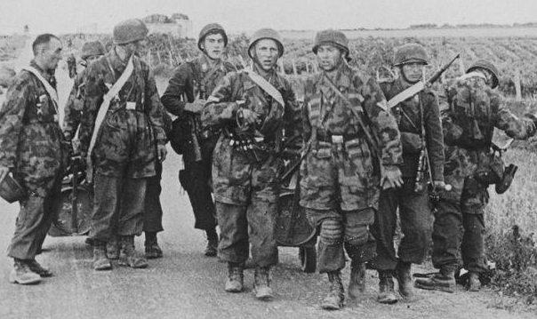 Немецкие десантники. Крит. Май, 1941 г.