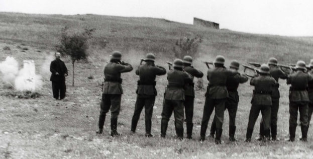 Расстрел греков. Крит. Май, 1941 г.