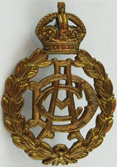 Знак на шляпу военнослужащих армейского стоматологического корпуса.