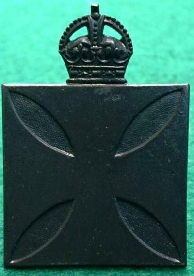 Знак на шляпу отдела армейских капелланов.