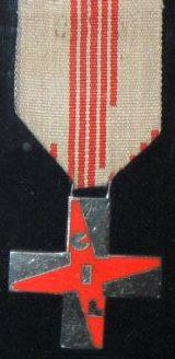 Красный крест заслуг GIL.