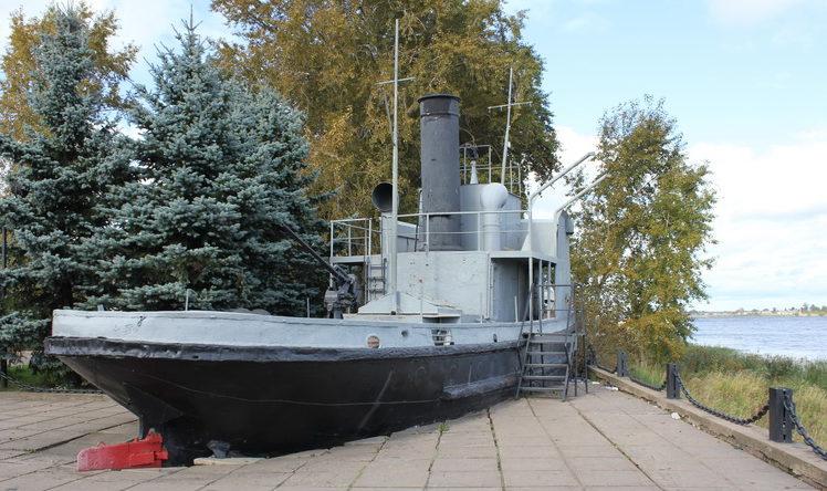 Тральщик «ТЩ-100».
