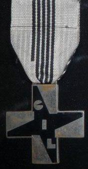 Аверс Черного креста заслуг GIL.