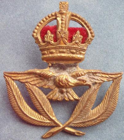 Знак прапорщика RAAF 1-го класса.