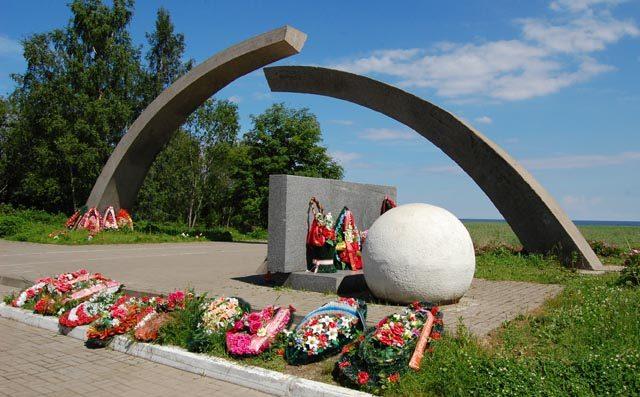 Мемориал «Разорванное Кольцо».