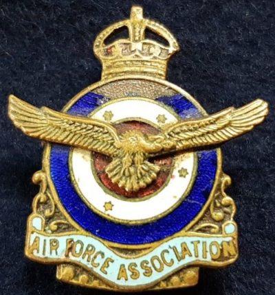 Знаки ассоциации воздушных сил.